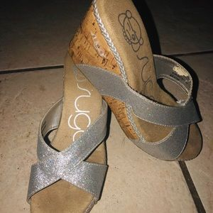 Shoes - Sugar wedges